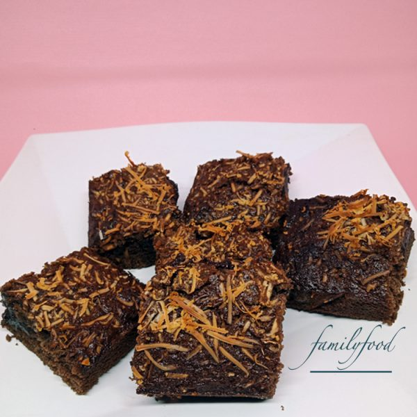 jual kue brownies panggang di tangerang